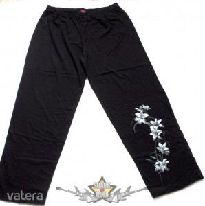 Flower - női szabadidő nadrág