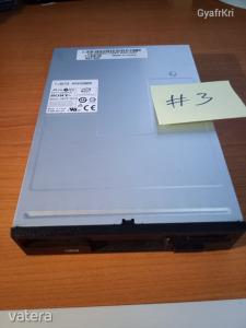 Sony 3.5 inch-es 1.44 MByte floppy disk meghajtó (MPF920)  #3