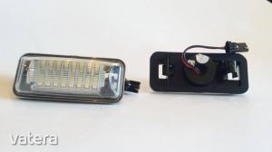 Subaru Scion Toyota fehér SMD LED rendszámtábla világítás, több típushoz is jó