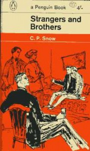 C. P. Snow: Strangers and Brothers