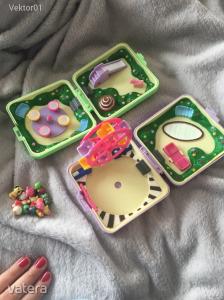 Pocket paradise polly pocket szerű mini játék