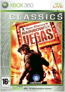 XBOX 360 Játék Tom Clancys - Rainbow Six - Vegas Classics
