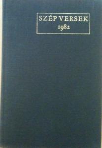 Bata Imre: Szép versek 1982 - 700 Ft Kép