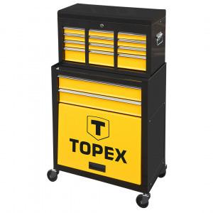 SZERSZÁMKOCSI TOPEX FÉM  79R500