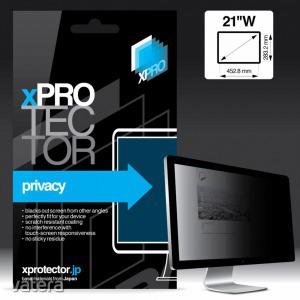 Privacy kijelzővédő fólia Monitor 21? W (452.8×283.2mm)