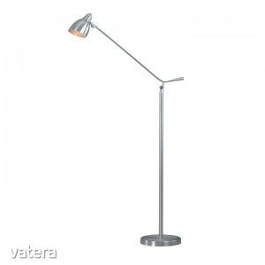 Állólámpa, vas/nikkel,  CINDA TIP 8 F1078
