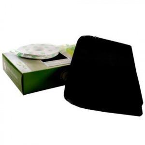 Panitália Szúnyogháló, tépőzáras, fekete, 150x150cm, FS05