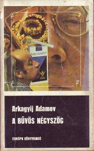 Adamov Arkagyij:: A bűvös négyszög