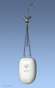 Alsós vízmelegítő tekerőgombos csapteleppel HAJDU AQUASTIC 5A