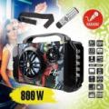 Powerbase hangfal  800W PS0303