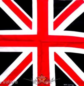 ENGLAND. JJK. vékony nyári vászon kendő