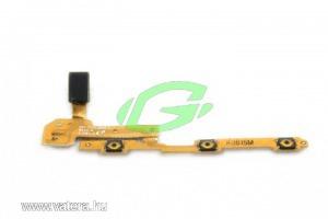 Samsung T210 Galaxy Tab 3 7.0 gyári bontott hangerőszabályzó és bekapcsoló gomb szalagkábel