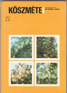 Harmat László(szerk.): Köszméte (1987)