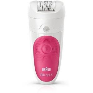 Braun Silk-épil 5-547 kétfokozatos epilátor rózsaszín fehér 00bf43ac9e