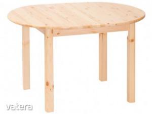 Nagyobbítható tömör fenyő étkezőasztal - MÖB22090