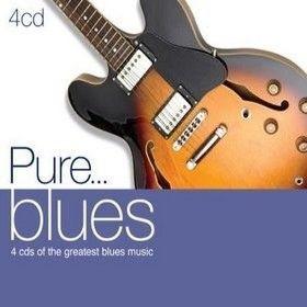 VÁLOGATÁS - Pure?Blues / 4cd / CD