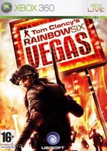 XBOX 360 Játék Tom Clancys - Rainbow Six - Vegas
