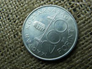 Ezüst 200 forint 1993