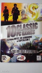 PC  Játék 10 CLASSIC PC GAME