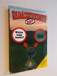 Vadászévkönyv 2007 (*KYU)
