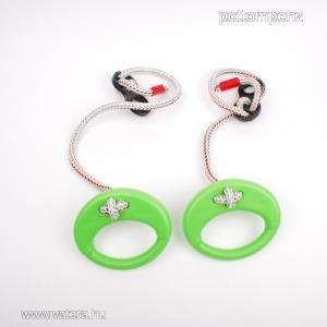 Torna gyűrű kötél játék, kötél hinta