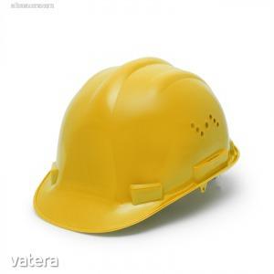 Munkavédelmi sisak sárga (10372YL)