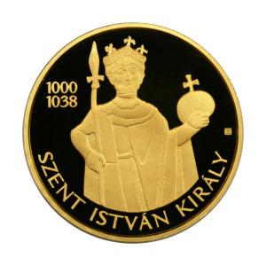 Szent István király 500000 Forint 2021 PP