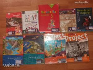 Általános iskola 5. osztály tankönyv csomag