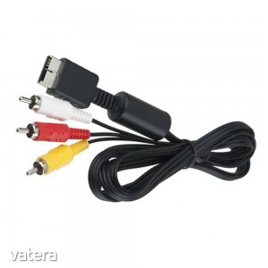 Kabel AV PS1 PS2 PS3 PlayStation - 60005