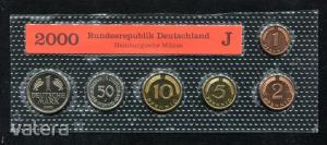 2000 J  Németország  nylon tokos forgalmi sor  BG33