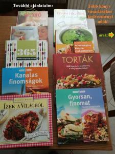Szakácskönyvek a Readers Digesttől