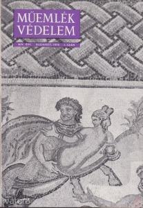 MŰEMLÉKVÉDELEM - XIV. évf., 1970/1.