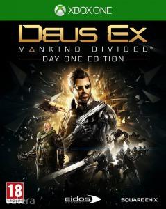 XBOX One Játék Deus Ex Mankind Divided