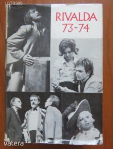 Kardos György (szerk.): Rivalda 73-74 - Nyolc magyar színmű