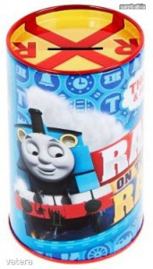 Fém persely Thomas and Friends