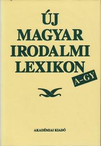 Új magyar irodalmi lexikon I-III.
