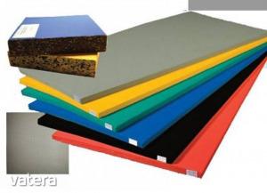 Sport tatami / judo szőnyeg, kék 100x100x4 cm BERGER PROFI
