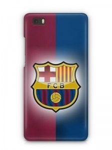 FC Barcalona mintás Huawei P9 Lite tok hátlap
