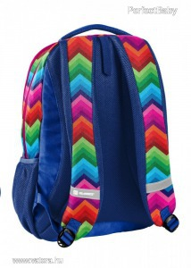 Paso táska, hátizsák 41 cm, színes