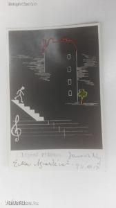 A lépcs? ritmusa (*45)
