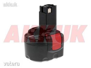 Helyettesítő akku Bosch kézipumpa PAG 9,6 O-akku japán cellás (PROFI)