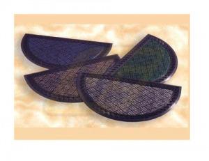 Forrai 63102 Lábtörlő félhold alakú
