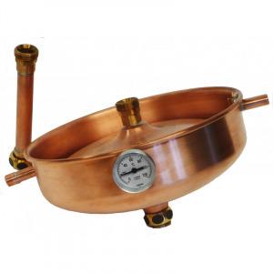 Vörösréz Finomító lencse FL24/18   5-45 literes pálinkafőzőhöz