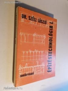 Dr. Széll László: Építéstechnológia I. (*KYN)
