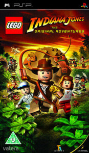 PSP Játék Lego Indiana Jones: The Original Adventures - A