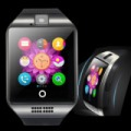 Q18 Okosóra Telefon SIM iOS Android