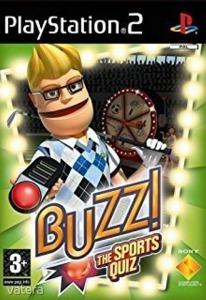 PS2  Játék Buzz - The sports quiz