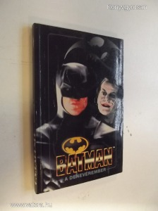 Craig Shaw Garoner: Batman - A denevérember (*82)