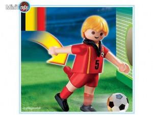 Belga focista - playmobil 4706