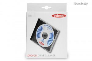 Ednet CD/DVD/Blu-ray Tisztító lemez 1 db 63010-